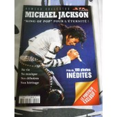 Sfx Michael Jackson Hors-S�rie N� 3 : Michael Jackson King Of Pop Pour L'eternite