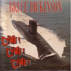 DIVE! DIVE! DIVE W/POSTER CD