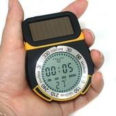 Altim�tre Digital Multi-Fonction: Compas, Barom�tre, Horloge, Etc... Solaire!