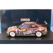 Toyota Maziora Spirit Altezza #36 N-1 Plus 2001 Magic Purple Ebbro 1/43