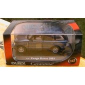 Range Rover 2003 Bleu Metal 1/43 Oliex Great Britain Uk