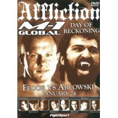 Affliction - Day Of Reckoning - M-1 Global de M-1 Global