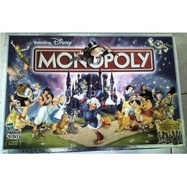 Monopoly Edition Disney