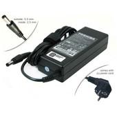 Ac Adaptateur Secteur Original Pour Toshiba Satellite X200 Portege M800 M800-106 M800-11j Qosmio X300 X500 Compatible Avec Pa3468e-1ac3 Chargeur Bloc Dalimentation Dordinateur Pc Portable