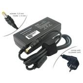Ac Adaptateur Secteur Pour Acer Aspire 5315 5532 5740 5740g Chargeur Bloc Dalimentation Dordinateur Pc Portable 65w