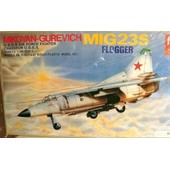 Mig 23 S Flogger Hobby Craft - 1/48