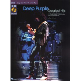 Signature Licks : Deep Purple Guitare