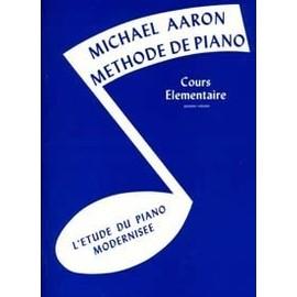 Méthode de piano Volume 1 - Cours Elémentaire