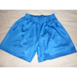 Short Bleu Taille Xs/8-10 Ans Tremblay
