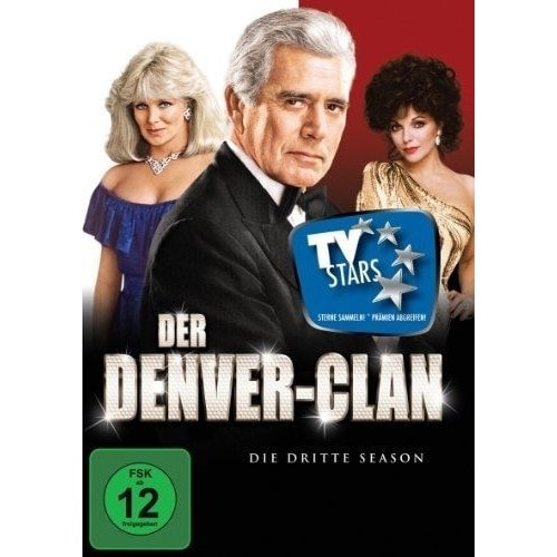 DER DENVER-CLAN - SEASON 3 [IMPORT ALLEMAND] (IMPORT)  (COFFRET DE 6 DVD)