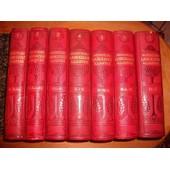 Nouveau Larousse Illustr� - Dictionnaire Universel Encyclopedie - Publie En 1900 Sous La Direction De Claude Auge - 7 Volumes Anciens - A Z de AUGE, CLAUDE