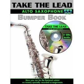Take the lead Bumper Book alto saxophone (+ 2 CDs) - Faber