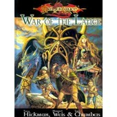 War Of The Lance - Dragonlance - Pour Jeux De R�les Donjons Et Dragons D&d Ad&d Warhammer