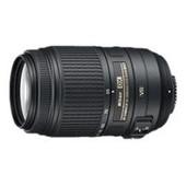 Nikon Nikkor AF-S DX 55-300 mm f/4.5-5.6 G ED VR - Nikon F