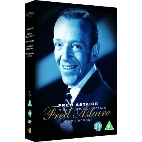 FRED ASTAIRE COLLECTION [IMPORT ANGLAIS] (IMPORT)  (COFFRET DE 6 DVD)