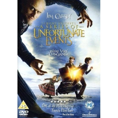 LEMONY SNICKET'S A SERIES OF UNFORTUNATE EVENTS [IMPORT ANGLAIS] (IMPORT) (DVD)