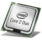 Intel Core 2 Duo E8400 - 3 GHz