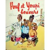 Pouf Et Youpi Boxeurs de pierre probst