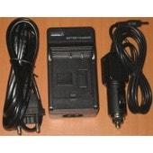 Chargeur de Batterie D-Li95 pour Pentax Optio E85 et Optio M85