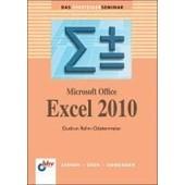 Microsoft Office Excel 2010 de Gudrun Rehn-G�stenmeier