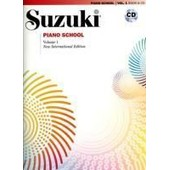 Suzuki Piano School Vol. 1 New International Edition de Shinichi Suzuki