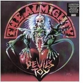 Devil's Toy - Bad Temptation - POSTER NUMÉROTÉ