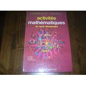 Activit�s Math�matiques Au Cycle �l�mentaire de p heffe