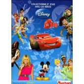 Album Auchan Disney Collectionne Et Joue Avec Les H�ros