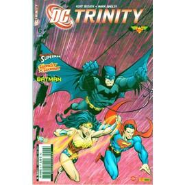 Dc Trinity N� 6 : Le Retour