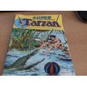 Super Tarzan N�38 de Edgar Rice Burroughs