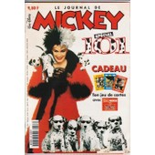 Le Journal De Mickey N� 2337 : Sp�cial 101 Dalmatiens - + Ton Jeu De Cartes Inclus -