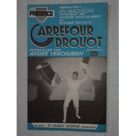carrefour drouot (madison) // si mady sonne (madison)