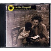 Historical Tracks - The Foundation - Martin Campbell