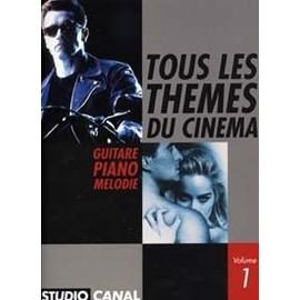 TOUS LES THEMES DU CINEMA (STUDIO CANAL)