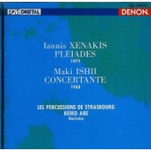 Pleiades Percussions De Strasbourg - Version 1985 - Iannis Xenakis
