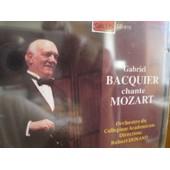 Airs De Concerts, Arias D'operas - Gabriel Bacquier, Bar. - Wolfgang Amadeus Mozart