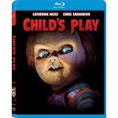 Chucky 1 : Jeu D'enfant / Child's Play - Blu-Ray All Zone Abc de Tom Holland