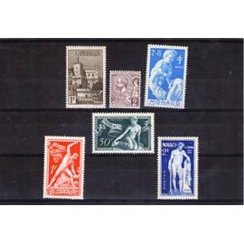 1891/1948 - Numéro 12,177,293,314,315,316 - lot de classique et semi-moderne