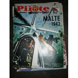 Pilote N�429 - Le Journal D'asterix Et Obelix - Malte 1942