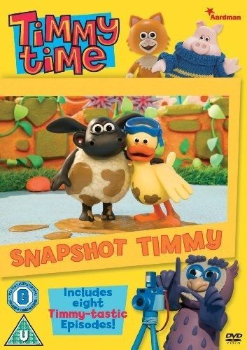 Timmy Time Snap Shot Timmy Import Anglais Import