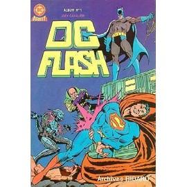 Album Dc Flash N� 001 : Dc Flash N� 1 Et 2