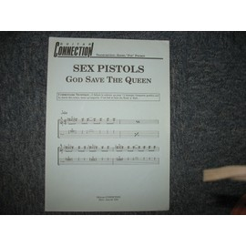 sex pistols -god save the queen