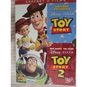 Coffret Toy Story de John Lasseter