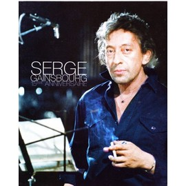 Serge Gainsbourg PLV 15° Anniversaire