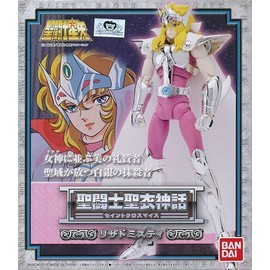 Saint Seiya - Myth Cloth Chevalier D' Argent : Misty Du L�zard Version Japonaise