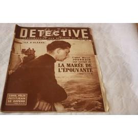 D�tective N� 377 : L Abbe Marcel Jourdain Seul Rescape De La Maree De L Epouvante