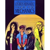 Love And Rockets: Music For Mechanics de Gilbert Hernandez