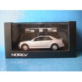 Cadillac Sts Silver 2005 Norev 910015 Sedan Saloon 1/43