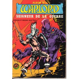 Warlord Seigneur De La Guerre - Album N� 2 : Recueil Des N�3 Et 4 - Artima Color Dc Super Star