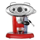 Illy Francis Francis X7 Iperespresso - Cafeti�re machine expresso rouge